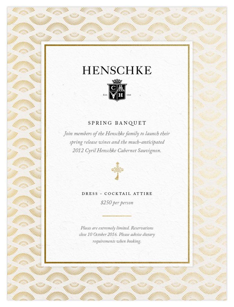 Henschke spring banquets henschke henschke spring banquets stopboris Image collections
