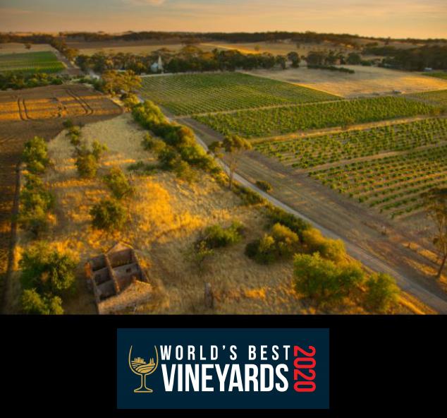 Worlds Best Vineyards